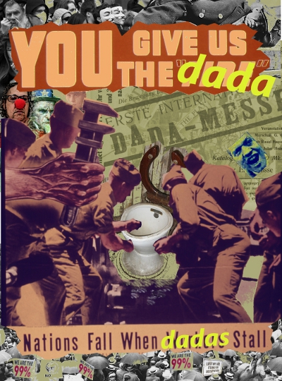 'Give Us Your Dada' by Jay Schwartz