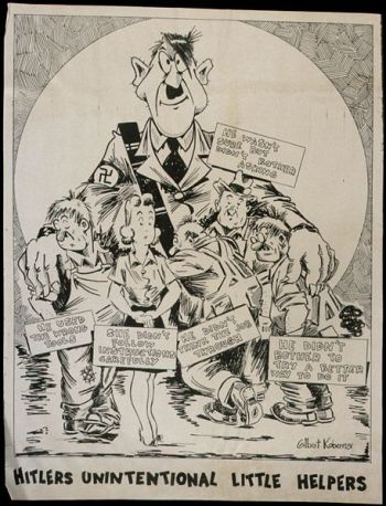 Hitlers Unintentional Little Helpers - NARA