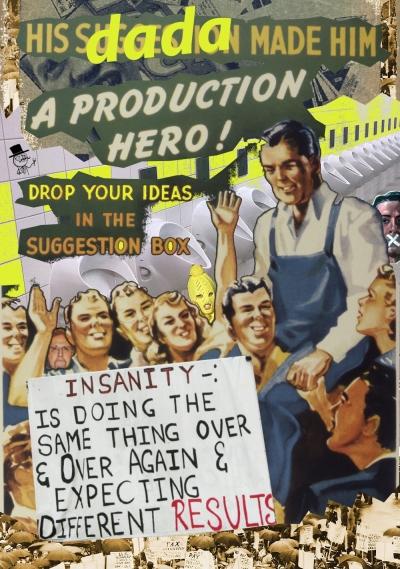 Dada Hero by Jay Schwartz