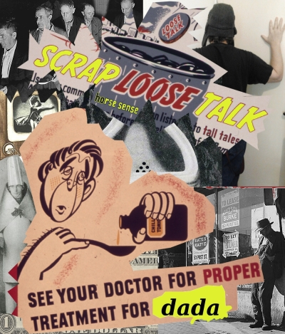 Dada Scrap Talk by Jay Schwartz