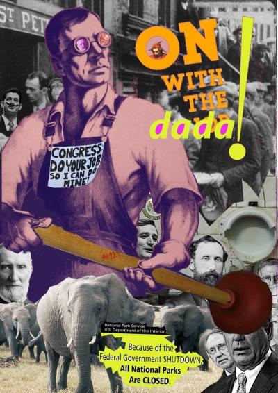 Dada Shutdown by Jay Schwartz