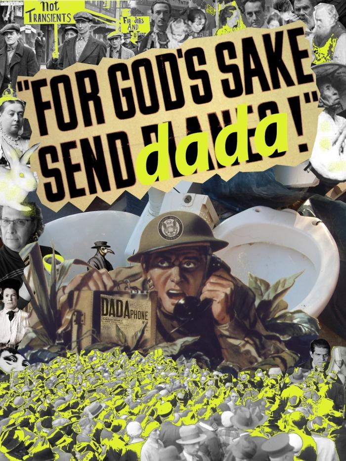 Send Dada by Jay Schwartz