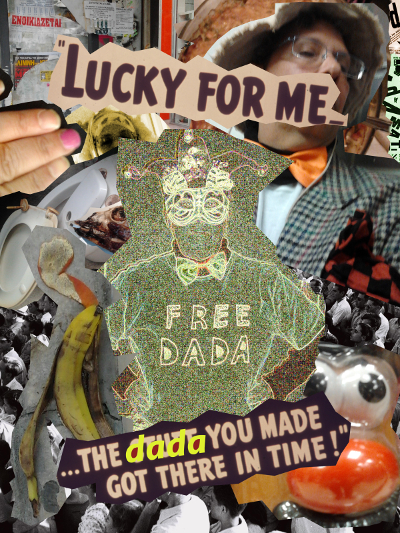 'Lucky Dada' by Jay Schwartz