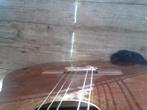 Ghost of a Guitar String