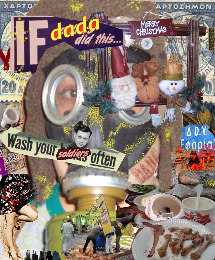 Dada Obscenity - Jay Schwartz