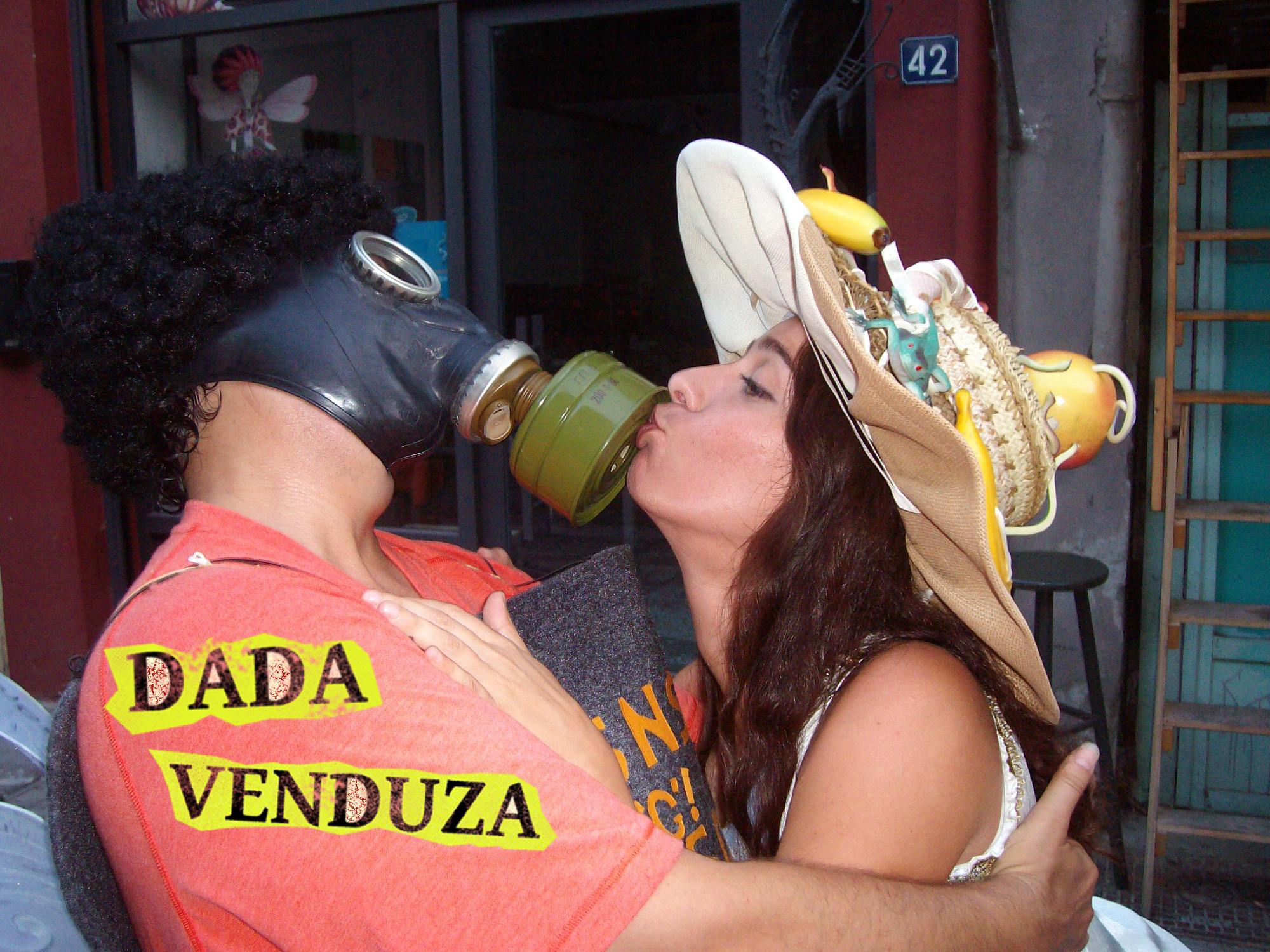 Dada Goddess - Dada Venduza