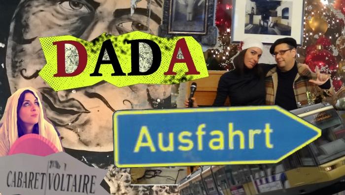 'Dada Ausfahrt' by Jay Schwartz (Dada Bloq Productions)