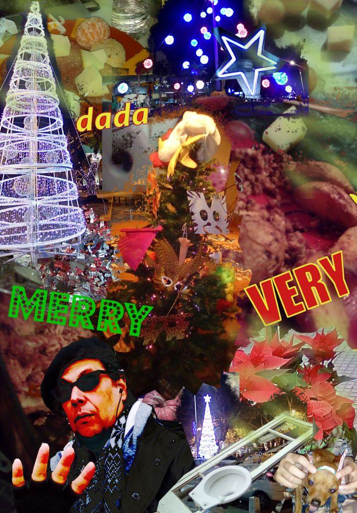 Merry Very Dada - @jschwartz63 - Jay Schwartz