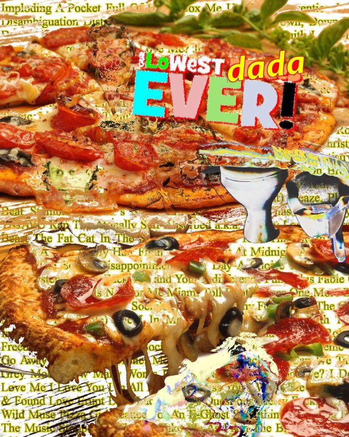 """""""Pizza Dada"""" by Jay Schwartz, @jschwartz63"""